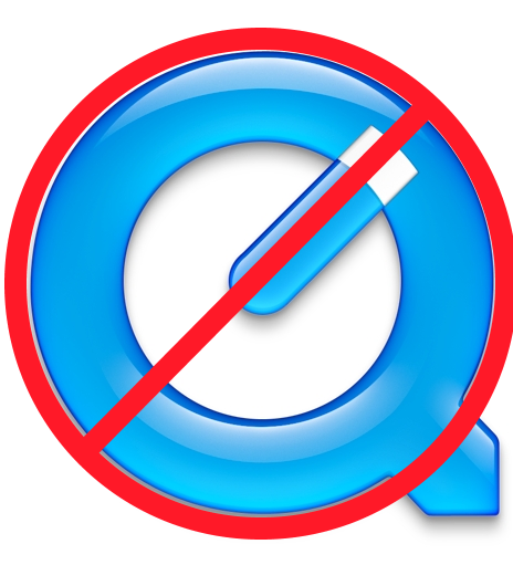 Do you have QuickTIme installed on your windows PC?